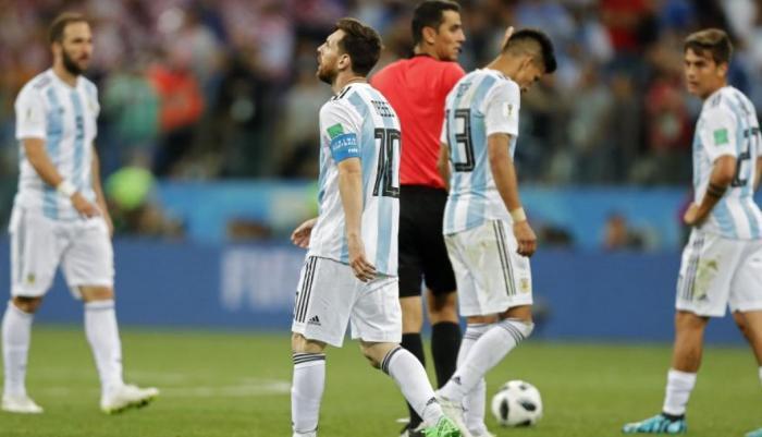 Argentina vs Croacia